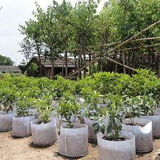 35*25CM Non-woven Fabric Pot Plant Pouch Root Grow Planter Bag Bio-degradable