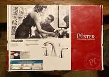 "Pfister Pasadena Polished Chrome Bathroom Widespread 8"" - 20"" Faucet LF-049-PDCC"