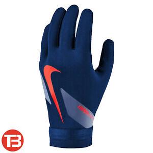Nike Academy Hyperwarm Fussball Spieler Handschuhe Gloves CU1589-492 NEU