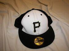 Pitsburgh Pirates Cap - 7  1/8 - New Era 59Fifty - Never Worn