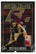 New listing 2013 Boston College Eagles Field Hockey Schedule !!!