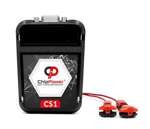 IT Centralina Aggiuntiva per Fiat Seicento 1100 ie 40 kW 54 CV Chip Benzina CS1