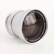 * Schneider-Kreuznach Retina-Tele-Xenar 135mm f4 lens