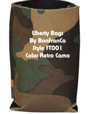 NWOT  Retro Camo FT001 Liberty bags insulated can holder Jersey cloth Koozie BDU