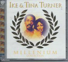 Ike & Tina Turner Millenium 2 CD Neuf sous cellophane