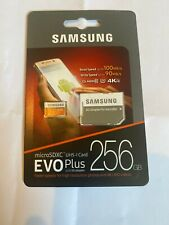 Samsung 256GB SD Card