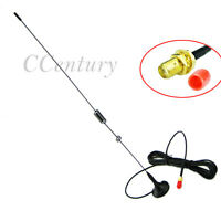 NAGOYA UT106 UHF/VHF Car Mobile Antenna for BAOFENG Radio GT-3TP GT-5 BF-F8+