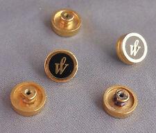 Waterman Screw-on cap button-used