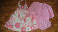 JANIE AND JACK SUMMER SOCIAL 2T DRESS SWEATER LOT