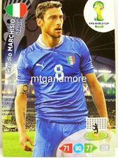 Adrenalyn XL - Claudio Marchisio - Italien - Fifa World Cup Brazil 2014 WM
