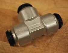 Parker Jpb14 Brass Metric Prestolok Union Tee - New