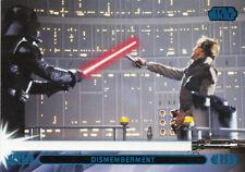 2013 TOPPS STAR WARS JEDI LEGACY BLUE FOIL PARALLEL CARD  # 30L