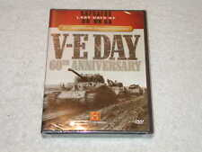 NEW VE Day 60th Anniversary Commemorative Set DVD WWII