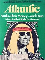 The Atlantic Magazine Arabs, Their Money And Ours February 1978 011219nonrh