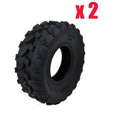 2x Suzuki LT80 Quad Bike ATV Tyre Set 19x7-8 Tire 19x7x8 8 Inch Front Rear LT 80