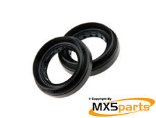 MX5 Differential Diff Side Oil Seal Set Pair Genuine Mazda MX-5 Mk1 & Mk2 93>05