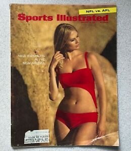 January 16 1967 Sports Illustrated • Swimsuit issue