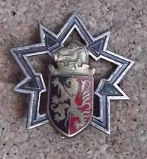 insigne - 3° régiment du génie - Drago H 586