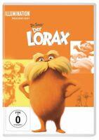 DER LORAX (ILLUMINATION) - DANNY DEVITO,ED HELMS,ZAC EFRON   DVD NEUF