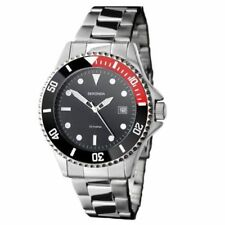 Relojes de pulsera Deportivo de acero inoxidable resistente al agua
