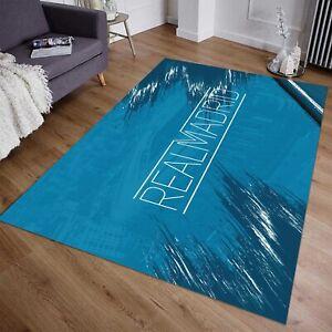 Real Madrid Rug, Area Rug,Non Slip Floor Carpet,Teen's Carpet ,Room Decor