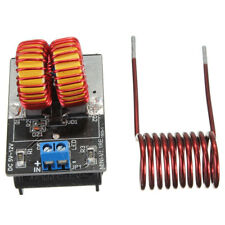 ZVS Low Voltage Induction Heating Power Supply Module Board Kit With Coil GH
