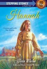 Hannah (Stepping Stone,  paper) by Whelan, Gloria, Good Book