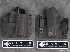 "NEW RAVEN CONCEALMENT WALTHER PPQ M1 M2 4"" PHANTOM MODULAR SHORT SHIELD HOLSTER"