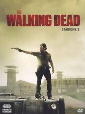 THE WALKING DEAD - STAGIONE 3 (4 DVD) COFANETTO SERIE TV HORROR