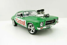 DDA GreenLight DDA205 1973 Holden Monaro HQ GTS Custom Green 1:24 Diecast Model