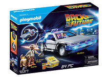 Playmobil Back to the Future 70317 Retour vers le futur DeLorean