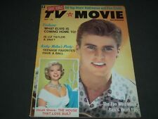 1959 MAY TV AND MOVIE MAGAZINE - RICKY NELSON COVER - ST 4853