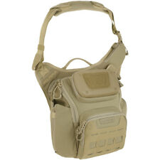 Maxpedition Agr Wolfspur Crossbody Schoudertas Molle Ccw Hex Ripstop Pack Tan