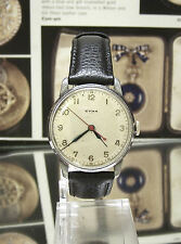 ANTIQUE WW2 MILITARY C1942 CYMA NAVAL RAF PILOTS HS8 FLEET AIR ARM WRIST WATCH