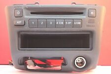 TOYOTA YARIS CD RADIO CAR STEREO DECODED WARRANTY 2000 2001 2002 2003 2004 2005