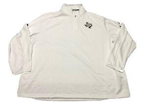 Adidas Pullover Texas A&M Aggies NCAA white size XXL 3XL