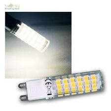 10 x Mini LED lápiz zócalo lámpara g9 6w blanco neutro 550lm lápiz zócalo bombilla