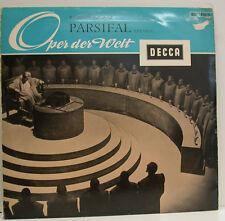 """RICHARD WAGNER PARSIFAL SCÈNES OPÉRA DER WELT 12"""" LP (d950)"""