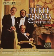 3 Tenors Christmas (Tin Box - Cd +Dvd) [1 CD + 1 DVD] [Audio CD] Carreras/Doming