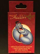 Walt Disney Aladdin Anniversary Genie Mystery Box Set 2 Pins Super Chaser LE 200