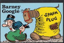Hobbies Postcard- Comics Classis Collection - Barney Google & Spark Plug RS1870
