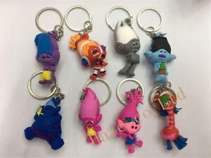 Anime Keychain Pendant Keyring keychain FIgure Model Toy New Gifts