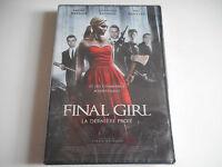 DVD NEUF - FINAL GIRL film de TYLER SHIELDS - ZONE 2