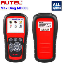 Autel MD805 All System OBD2 Code Reader Diagnostic BMS SRS ABS TPMS EPB As MD808