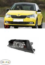 SKODA FABIA 2015 - 2018 FRONT FOG LIGHT LAMP WITH TURNING SYSTEM RIGHT O/S