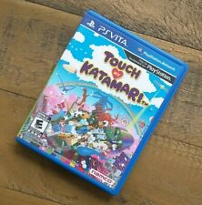 LIKE NEW - Touch My Katamari - PS PlayStation VITA Game - Complete