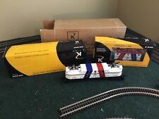 K-LINE K2780-1776 PRR PATRIOTIC GG-1 & K615 -1902 MATCHING SMOKING CABOOSE