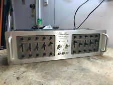 New ListingPhase Linear Model 1100 Series Two Parametric Equalizer