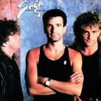 SAGA - WILDEST DREAMS  CD  8 TRACKS CLASSIC ROCK & POP  NEU