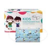 Pack de 50 Masque Protection pour Enfant EXPEDIE DE FRANCE NEUF JETABL